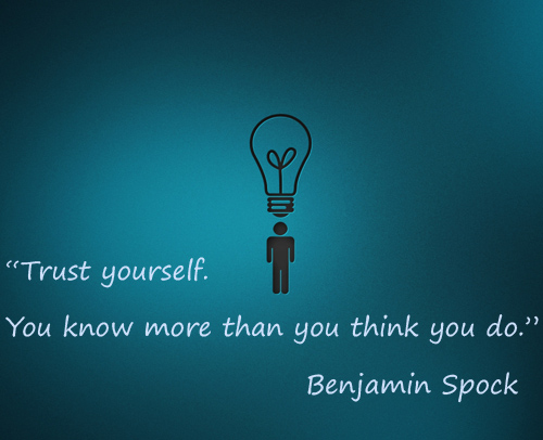 Benjamin-Spock-quotes-self-confidence