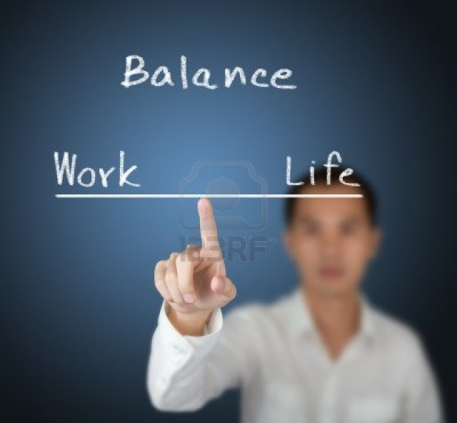 13241812-business-man-balance-his-work-and-life-on-finger-tip